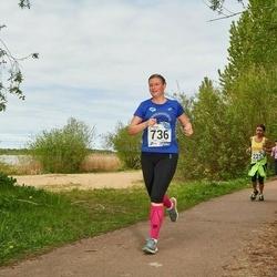 46. jooks ümber Harku järve - Liili Vatsar (736)