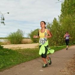 46. jooks ümber Harku järve - Jevgenia Kolk (225)
