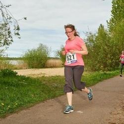 46. jooks ümber Harku järve - Sandra Raats (521)