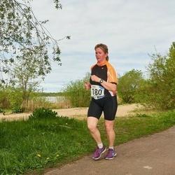 46. jooks ümber Harku järve - Ilvi Karindi (180)