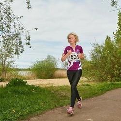 46. jooks ümber Harku järve - Kadri-Triin Truija (836)