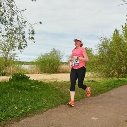 46. jooks ümber Harku järve - Signe Pruul (502)