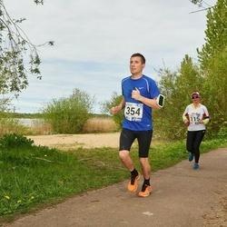 46. jooks ümber Harku järve - Pavel Masjatsenko (354)