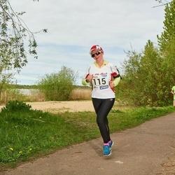 46. jooks ümber Harku järve - Tatjana Jermakova (115)