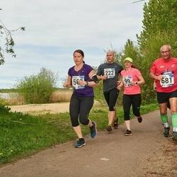 46. jooks ümber Harku järve - Raili Hurt (99), Martin Koidu (222), Rein Traus (681)