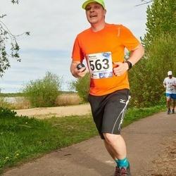 46. jooks ümber Harku järve - Vallo Rähn (563)
