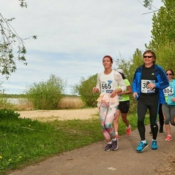 46. jooks ümber Harku järve - Jelena Tišakova (665)