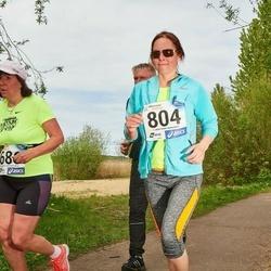 46. jooks ümber Harku järve - Malve Põldmaa (804)