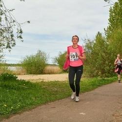 46. jooks ümber Harku järve - Gaily Hõbemägi (101)