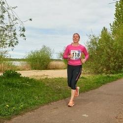 46. jooks ümber Harku järve - Marge Noot (418)