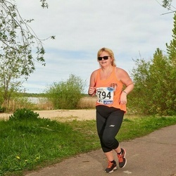 46. jooks ümber Harku järve - Mailis Udras (794)