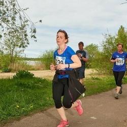 46. jooks ümber Harku järve - Tatjana Kozel (239)