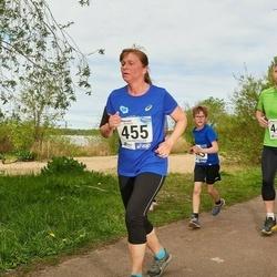 46. jooks ümber Harku järve - Ilme Parik (455)
