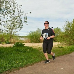 46. jooks ümber Harku järve - Liina Kaldma (159)