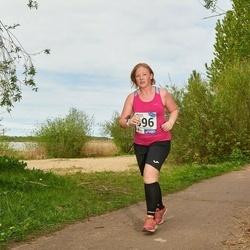 46. jooks ümber Harku järve - Liina Tõnne (696)