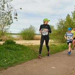 46. jooks ümber Harku järve - Eve Talts (637)