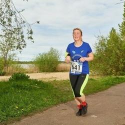 46. jooks ümber Harku järve - Martine Tammaru (641)