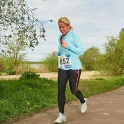 46. jooks ümber Harku järve - Anna-Liisa Orglaan (852)