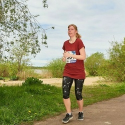 46. jooks ümber Harku järve