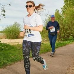 46. jooks ümber Harku järve - Laura Karindi (829)