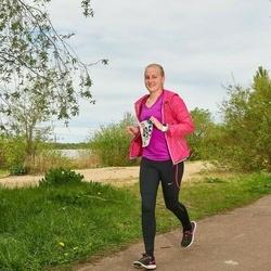 46. jooks ümber Harku järve - Pille Poom (495)