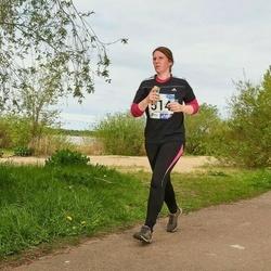 46. jooks ümber Harku järve - Mairi Pärn (514)