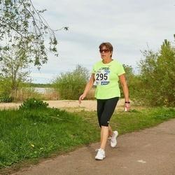 46. jooks ümber Harku järve - Tiina Laurisson (295)