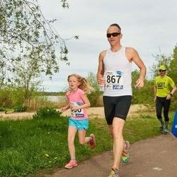 46. jooks ümber Harku järve - Emma Linda (867)