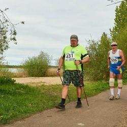 46. jooks ümber Harku järve - Ants Orgulas (431)