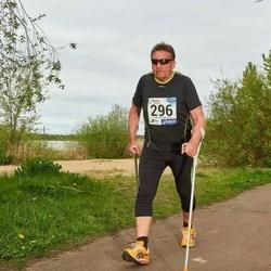 46. jooks ümber Harku järve - Tarmo Leek (296)