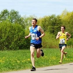 46. jooks ümber Harku järve - Sander Jürs (142)