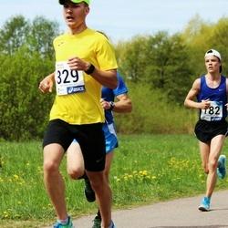 46. jooks ümber Harku järve - Kadri Karner (182)