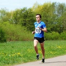 46. jooks ümber Harku järve - Janno Roosimek (833)