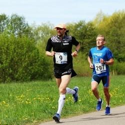 46. jooks ümber Harku järve - Ahto Tatter (9), Agu Lehemaa (297)