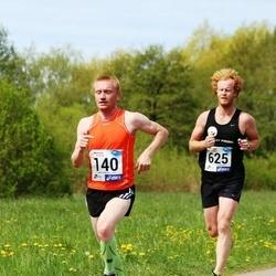 46. jooks ümber Harku järve - Esko Järvi (140), Siim Susi (625)