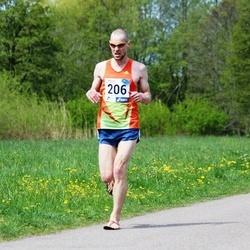 46. jooks ümber Harku järve - Gunnar Kingo (206)