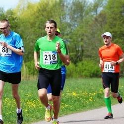 46. jooks ümber Harku järve - Margus Klaan (218)