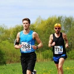 46. jooks ümber Harku järve - Klarika Kuusk (267), Kain Väljaots (774)