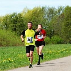46. jooks ümber Harku järve - Raimo Kurg (261)