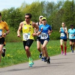 46. jooks ümber Harku järve - Andre Abner (15), Raimond Parts (459)