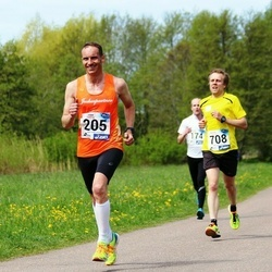 46. jooks ümber Harku järve - Eduard Kimask (205), Renat Vafin (708)