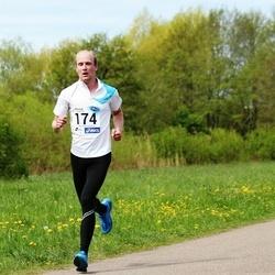 46. jooks ümber Harku järve - Rene Kannel (174)
