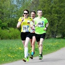 46. jooks ümber Harku järve - Tarmo Pertel (468)