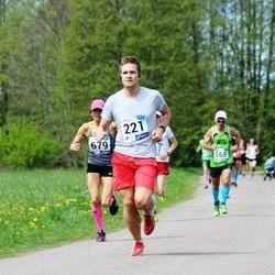 46. jooks ümber Harku järve - Erki Koho (221)