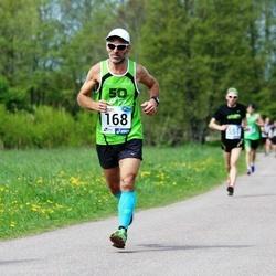 46. jooks ümber Harku järve - Peeter Kand (168)