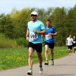 46. jooks ümber Harku järve - Margus Tähepõld (698)