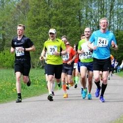 46. jooks ümber Harku järve - Andero Arak (39), Reimo Krass (241)