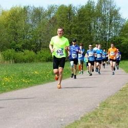 46. jooks ümber Harku järve - Erik Zavadskis (635)