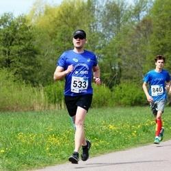 46. jooks ümber Harku järve - Raul Reiska (533)
