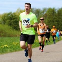 46. jooks ümber Harku järve - Mikk Mäe (395)
